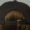 Kép 4/4 - Curly Hat Black