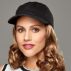 Kép 1/4 - Curly Hat Black